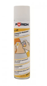 FORCH K146 KLEJ DO PODSUFITKI ŻÓŁTY  400 ML